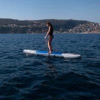 Paddle à Saint Jean Cap Ferrat sur la Cote d'Azur
